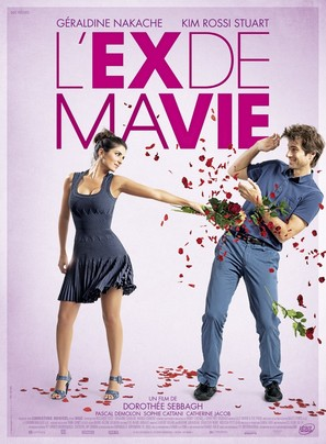 L'ex de ma vie - French Movie Poster (thumbnail)