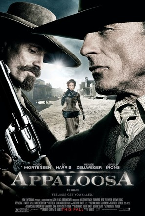 Appaloosa - Movie Poster (thumbnail)
