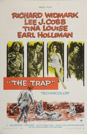 The Trap - Movie Poster (thumbnail)