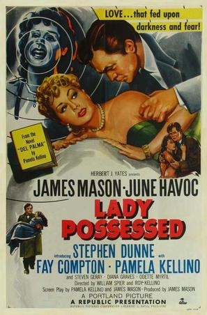 A Lady Possessed - Movie Poster (thumbnail)