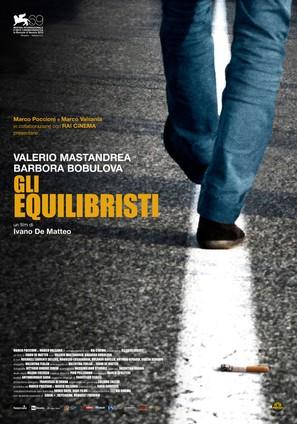 Gli equilibristi - Italian Movie Poster (thumbnail)