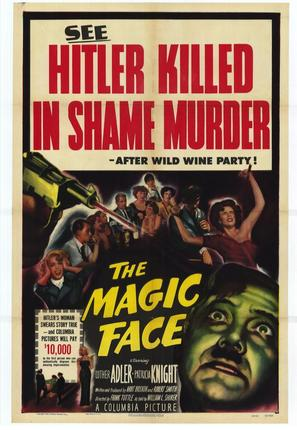 The Magic Face - Movie Poster (thumbnail)