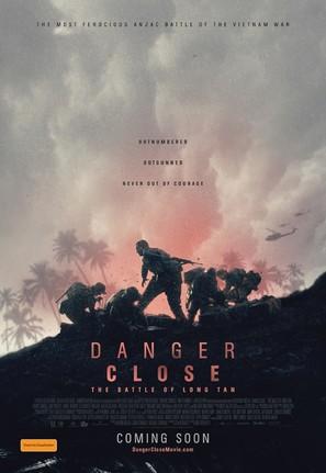 Danger Close: The Battle of Long Tan - Australian Movie Poster (thumbnail)
