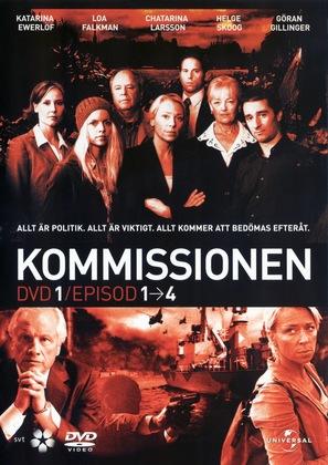 """Kommissionen"" - Swedish poster (thumbnail)"