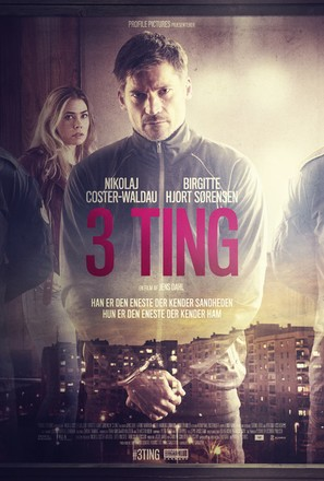 3 Ting - Danish Movie Poster (thumbnail)