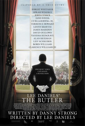 The Butler - Movie Poster (thumbnail)