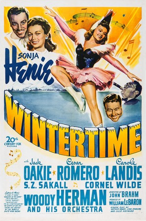 Wintertime - Movie Poster (thumbnail)