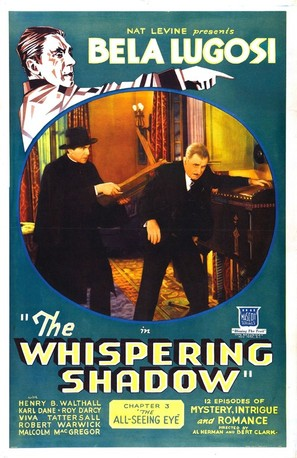 The Whispering Shadow - Movie Poster (thumbnail)
