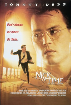 Nick of Time - Movie Poster (thumbnail)