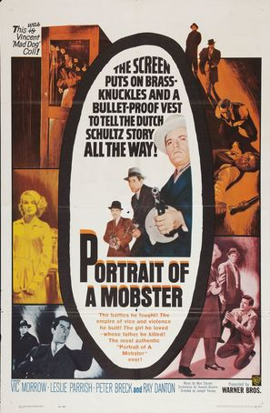 Portrait of a Mobster - Movie Poster (thumbnail)