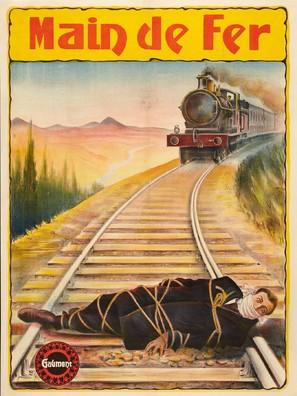 Main de fer - French Movie Poster (thumbnail)