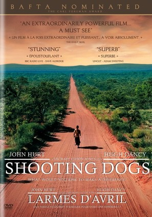 Shooting Dogs - Canadian DVD cover (thumbnail)