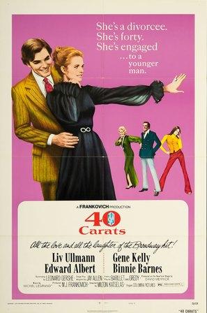 40 Carats - Movie Poster (thumbnail)