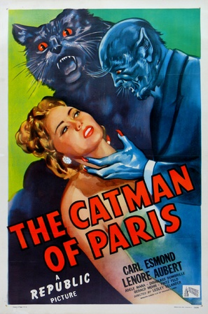 The Catman of Paris - Movie Poster (thumbnail)