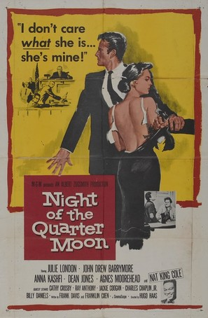 Night of the Quarter Moon - Movie Poster (thumbnail)