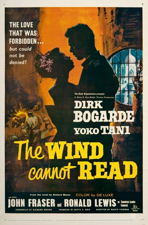 The Wind Cannot Read - Movie Poster (thumbnail)