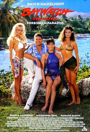 Baywatch: Forbidden Paradise - Movie Poster (thumbnail)