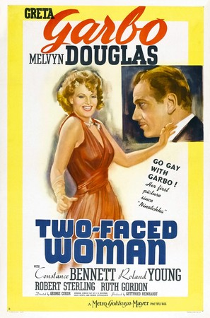 Two-Faced Woman - Movie Poster (thumbnail)
