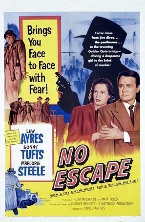 No Escape - Movie Poster (thumbnail)