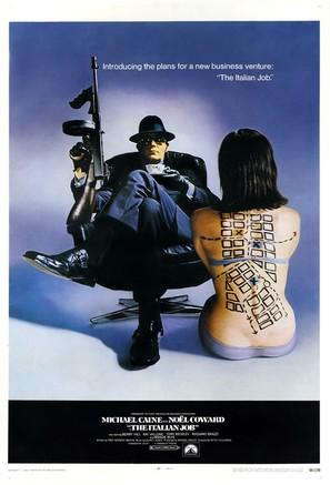 The Italian Job - Movie Poster (thumbnail)