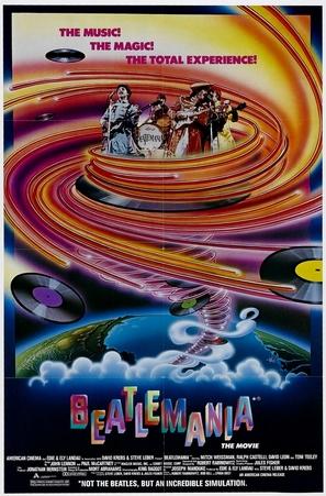 Beatlemania - Movie Poster (thumbnail)