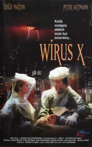 Virus X - Der Atem des Todes