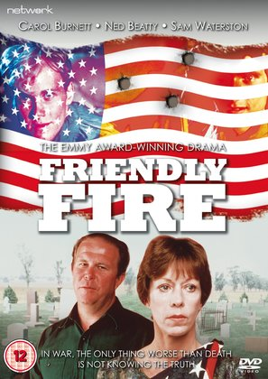 Friendly Fire - British DVD movie cover (thumbnail)