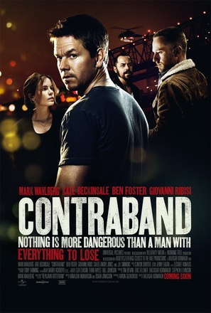 Contraband - Movie Poster (thumbnail)