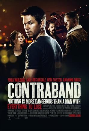 Contraband - Movie Poster (thumbnail)