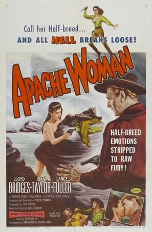 Apache Woman - Movie Poster (thumbnail)