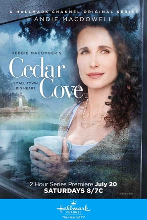 """Cedar Cove"" - Movie Poster (thumbnail)"