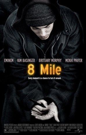 8 Mile - Movie Poster (thumbnail)
