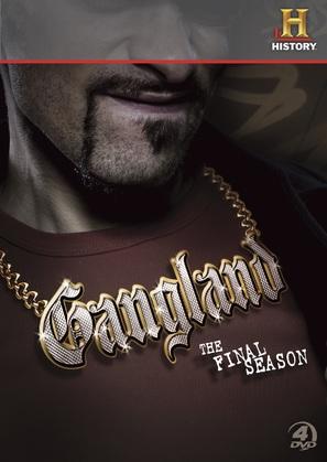"""Gangland"" - DVD cover (thumbnail)"