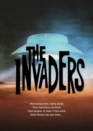 """""""The Invaders"""" - Movie Poster (thumbnail)"""