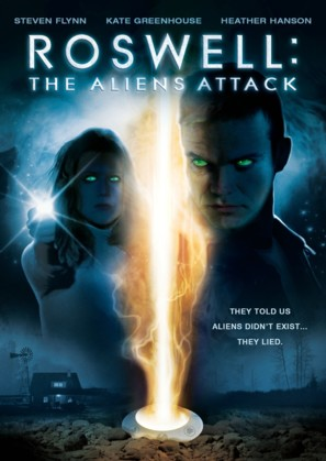 Roswell: The Aliens Attack - Movie Cover (thumbnail)