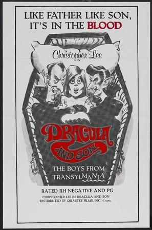 Dracula père et fils - Movie Poster (thumbnail)