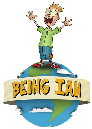 """Being Ian"" - poster (thumbnail)"