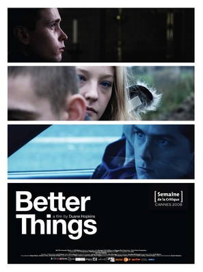 Better Things - British Movie Poster (thumbnail)