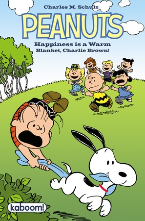 Happiness Is a Warm Blanket, Charlie Brown - Movie Cover (thumbnail)