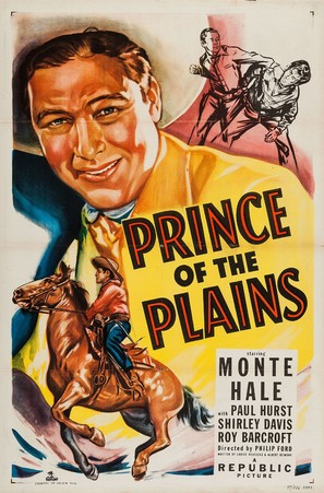 Prince of the Plains - Movie Poster (thumbnail)