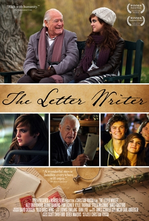 The Letter Writer 2011 movie posters