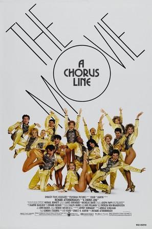 A Chorus Line - Movie Poster (thumbnail)