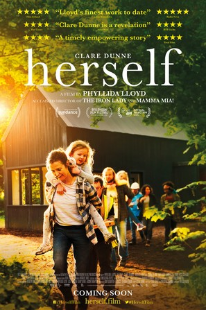 Herself (2020) movie posters