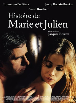 Histoire de Marie et Julien - French Movie Poster (thumbnail)