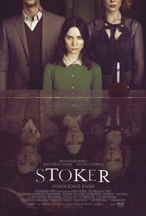 Stoker - British Movie Poster (thumbnail)