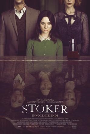 Stoker - British Movie Poster (thumbnail)