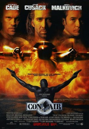 Con Air - Movie Poster (thumbnail)