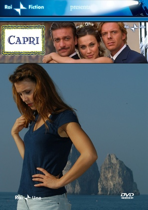 """Capri"" - Italian DVD movie cover (thumbnail)"
