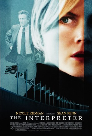 The Interpreter - Movie Poster (thumbnail)