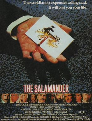 The Salamander - Movie Poster (thumbnail)